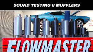 100 Mufflers For Trucks Sound Testing Flowmasters 8 Hottest YouTube