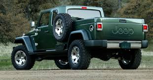 100 Jeep Truck Gets A Pickup Truck And Heres How It Could Look