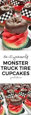 99 How To Make A Monster Truck Cake Diy Birthday DIY Campbellandkellarteam