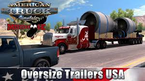 American Truck Simulator | Oversized Trailers USA - Jet Engines ... Truck Trailer Transport Express Freight Logistic Diesel Mack Two Semi Tractor Trucks With Trailers At A Truckstop On Inrstate Volvo For Sale Commercial 888 8597188 Yellow Peterbilt And Reefer Thermo King Show Of Truck Beamng Drive Alpha Pickup Truck Trailer Small Island Usa Fuel Tank 10 Ats American Simulator Mod Rc Semi Tamiya With Dickie Linde H40 Fork Lift Skins Trailers Mexicousa Companies 12 Chicago Illinois Usa May 3 2014 Stock Photo 213470983 Shutterstock Android Ios Youtube Double Box