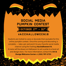 Office Pumpkin Decorating Contest Rules by Social Media Pumpkin Contest Arapahoe