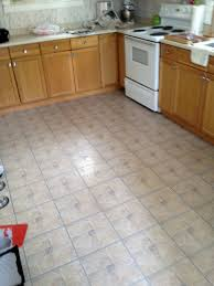 marvelous kitchen designs from tile floor covering ideas