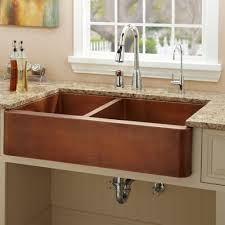 33x22 Copper Kitchen Sink by Sinks Awesome Kitchen Sink Ideas Alternative Kitchen Sink Ideas