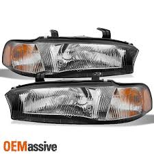 1995 1996 1997 subaru legacy outback clear headlights ls