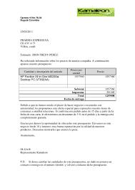 Facturas Recibos Cartas Comerciales Letras De Cambio