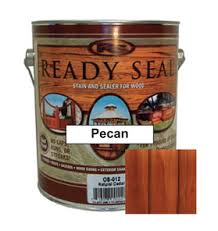 ready seal pecan deck stain sealant
