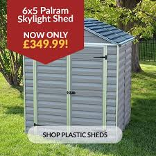 Keter 10x8 Stronghold Shed by Buy Sheds Direct Quality Garden Products At Excellent Prices