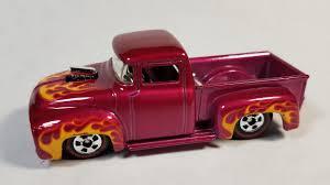 100 Custom Toy Trucks 56 Ford Truck Model HobbyDB