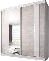 wohnzimmerschrank schiebetüren modern design