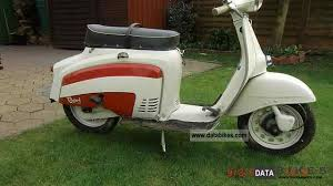 Vintage Yamaha Scooter 2015 Images