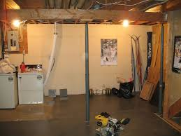 inexpensive basement pole covers ideas new basement and tile ideas