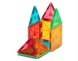 magna tiles皰 clear colors 100 set magnatiles皰