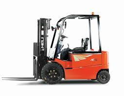 100 Industrial Lift Truck AC Electric Forklift Four Wheel CPD3035 G Series