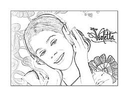 Free Coloring Pages Of Violetta In Concert Printable 20171017231930