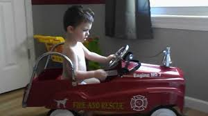 Fire Truck Pedal Car By InSTEP-Ride-On Toy - YouTube 1960s Murry Fire Truck Pedal Car Buffyscarscom Vintage Volunteer Dept No 1 By Gearbox Syot Deluxe Fire Truck Pedal Car Best Choice Products Ride On Truck Speedster Metal Kids John Deere M15 Nashville 2015 Kalee Toys From Pramcentre Uk Wendy Chidester Engine Pedal Car Pating For Sale At 1stdibs Radio Flyer Fire Dolapmagnetbandco 60sera Blue Moon Vintage Ford Gearbox Superman Awespiring Instep Baghera Red Neiman Marcus