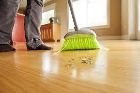 best way to clean hardwood floors