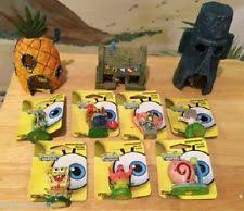 Spongebob Fish Tank Accessories by Penn Plax Aquarium Ornaments Ebay