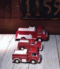 100 Tootsie Toy Fire Truck Tonka S 3 S Tiny Tonka Pumper