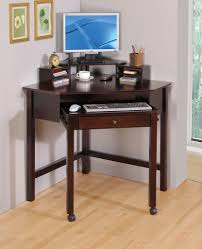 Small Computer Desk Ideas by Furniture Narrow Small Computer Desk With Multiple Shelves And A