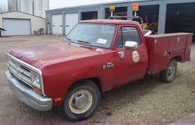 1989 Dodge D250 Utility Truck | Item K4905 | SOLD! December ... Mitsubishi Triton Wikipedia Rugged Ragtop 1989 Dodge Dakota Convertible Shelby Mbp Motorcars Very Rare Just 72833 Miles Loaded And To 1993 Ram Power Recipes Diesel Trucks Two Cummins Powered Built For Baja Engine Swap Depot Sport V8 Concept Collection Of Sale Shelby Gt Pickupbuilt At Carroll Facility Pinterest Dakota