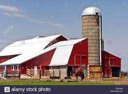 A Large Red Barn And Silo With Horses In A Pasture Near ... Farm House 320 Acres Big Red Barn For Sale Fairfield The At Devas Haute Blue Grass Vrbo Fair 60 Decorating Design Of Best 25 Barns Ideas On Pinterest Barns Country And Indiana Bnsfarms Etc A In Water Color Places To Visit Nba Partners With Foundation For 2015 Conference I Lived A Dairy Farm When Was Girl Raised Calves 10 Michigan Wedding You Have See Weddingday Magazine