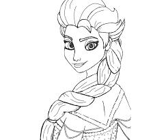 Elsa Activity Pages Frozen Coloring Books