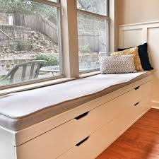 bedroom awesome best 25 bench seat with storage ideas on pinterest