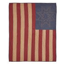 Cheyenne American Flag Throw 60x50