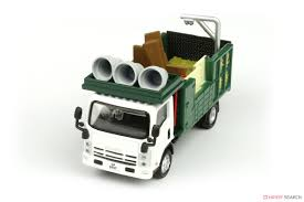 Tiny City No.94 Isuzu NPR Demolition Truck (Diecast Car) Images List