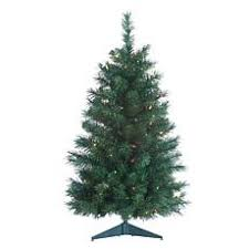 Sterling 3 Colorado Spruce Lighted Christmas Tree