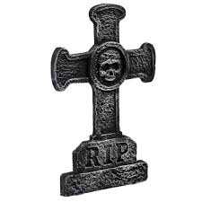 Halloween Scene Setters Canada by Halloween Rip Cemetery Foam Tombstone Cross Party Decoration