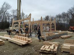 Post & Beam Barn Raising In Winhall, VT: The Barn Yard & Great ... Carriage House Storage Shed Pricing Options List Brochures Removal 4outdoor Be Unique With Custom Sheds And Prefab Garages Dutch Barn Amish Yard Traditional Series Buildings The Barn Raising Green Mountain Timber Frames Middletown Springsvermont Types Crew Corner Farm Everton Victorian Great Barns Cabin Shells Portable Sturdibilt Builders Topeka