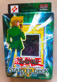 yu gi oh joey starter deck english 1st edition super rare