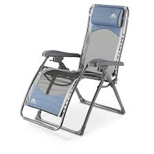 kelty deluxe zero gravity lounger 177847 chairs at