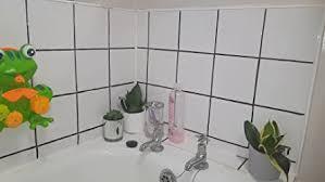 fugenstift zur wiederherstellung fliesenfugen in bad und küche entworfen schwarz