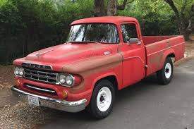 Power Giant: 1959 Dodge D200