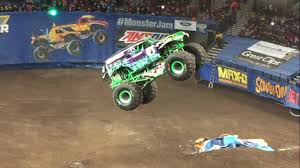 100 Monster Truck Show Portland Jam Freestyle OR 2017 YouTube