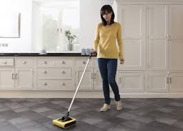 Electric Broom For Hardwood Floors by Kärcher Cordless Sweeper Kärcher Uk