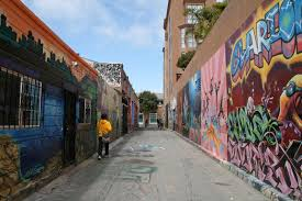 photo of the week balmy alley san francisco