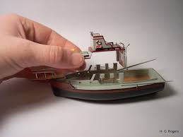 Lego Ship Sinking 2 by Ship In Bottle Blog