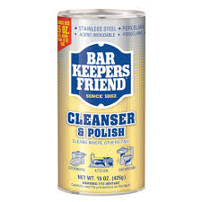 Bar Keepers Friend 15 oz All Purpose Cleanser and Polish