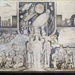 diego rivera s psychedelic rockefeller center mural was destroyed