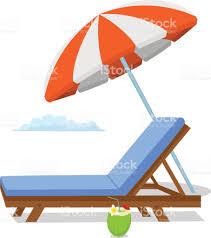 Pool Umbrella Clip Art