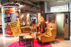 100 25 Hours Hotel Vienna Hours At Museumsquartier A Funky Twist On Travel Great