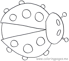 Ladybug Coloring Pages Page New Brockportcc Drawing