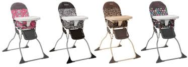 walmart cosco simple fold high chairs only 29 hip2save