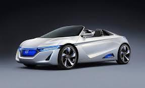 Honda EV STER small sports car concept