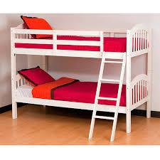 storkcraft long horn bunk bed white 211 including tax and