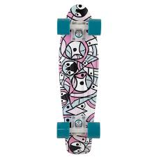 Don Pendleton X Penny Board - Pink And Blue Limited Edition - Penny ... All Kinds Of Wheels And Related Accsories Maxfind Red Set Tandem Axle Wheel Kit Skateboard Cruiser Longboard Penny Skateboards Raw Skin Surf Shack Mini Board Worker Pico 17 With Light Up Wheels Sportline Will They Shred X The Simpsons Bart 27 Blue Buy At Skatedeluxe Battleship 32 Wtrmln Nickel Hundreds Skater Hq Skatro White Boards Theeve Csx V3 Trucks In Atbshopcouk