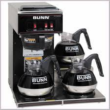 Bunn 3 Burner Coffee Maker